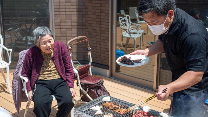 お肉でスタミナアップ!うがた苑で焼肉ランチを開催しました!